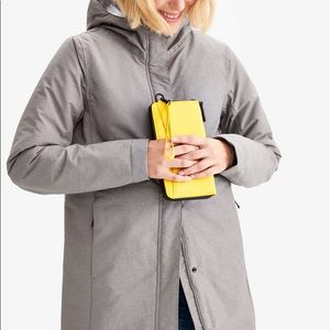 Lole - PIPER INSULATED JACKET - Grey - NWT